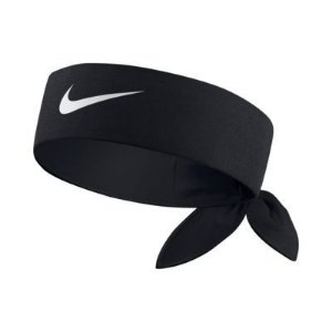 Faixa de Cabelo Nike Dri-Fit Head Tie 2.0 - Preta