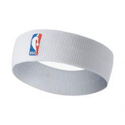 Testeira Nike NBA Headband - Branca