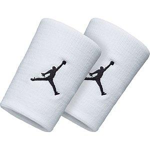 Munhequeira Jordan Jumpman Wristbands - Branca