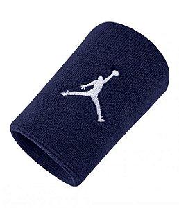 Munhequeira Jordan Jumpman Wristbands - Azul Marinho