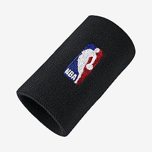 Munhequeira Nike NBA Wristband - Preta