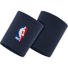 Munhequeira Nike NBA Wristband - Azul Marinho