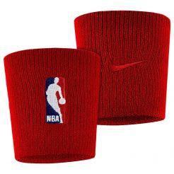 Munhequeira Nike NBA Wristband - Vermelha