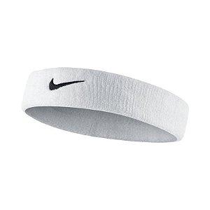 Testeira Nike Swoosh Headband - Branca