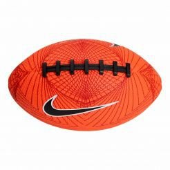 Bola de Futebol Americano Nike 500 Mini - Laranja