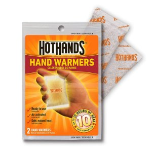 Hand Warmers - Aquecedores para as mãos  - HotHands