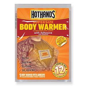 Body Warmer - Aquecedores adesivos para corpo - HotHands