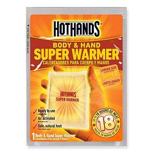 Body & Hand Super Warmer - Aquecedores para corpo e mãos - HotHands