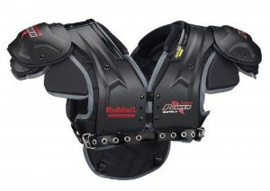 Shoulder Pad Riddell Power SPK+ RB/DB - Adulto