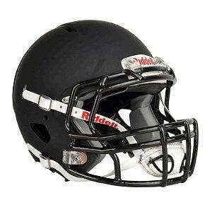 Helmet Riddell Victor-I Youth com Facemask e Chinstrap - Novo