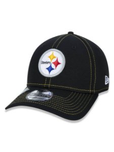 Boné 3930 - NFL On-Field Sideline - Pittsburgh Steelers - New Era