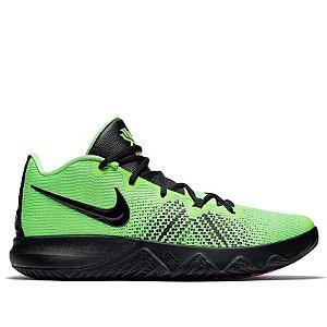 Tênis Nike Kyrie Flytrap Masculino - Verde e Preto