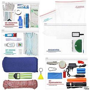 Conjunto de Acessórios para Emergência - KIT001B