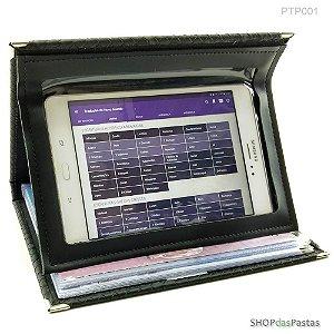 Pasta para Tablet e Publicações - Trisse Preto TABP01