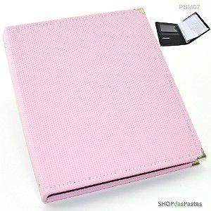 Pasta para Smartphone e Publicações - Rosa PSM07