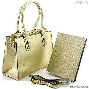 Bolsa VF Dourada - VFDR1475