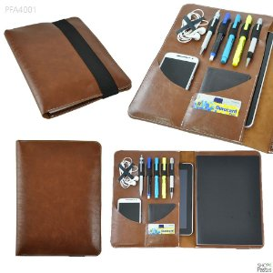 Pasta Portfolio A4 Bloco de Notas - Acessórios e Tablet – PFA4001