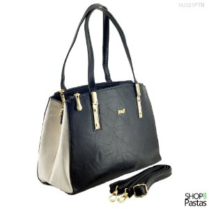 Bolsa Feminina Fashion Leather HJ321PTBG