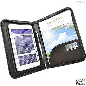 Pasta para Tablet até 10.1 - com Zíper - Trisse Preto - PZT400