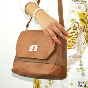 Bolsa Louis King Casual Feminina - Brown