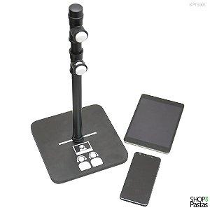 Suporte para Tablet e Smartphone - Videoconferência - SPTE001
