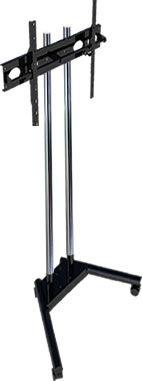 Pedestal para TV compacto movel sem bandeja de apoio-PRC1800