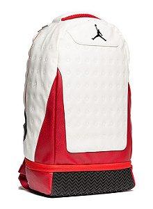 Bolsa Jordan Original Red White