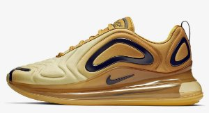 Nike Air Max 720 Dourado