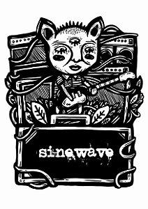Poster Sinewave - Duende