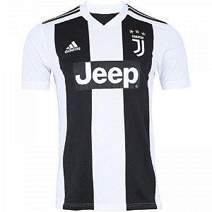 Camisa da Juventus  2018/2019 Masculina/Feminina Editavel