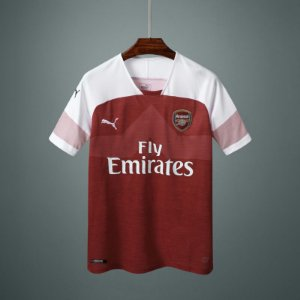 Camisa do Arsenal  2018/2019 Masculina/Feminina Editavel