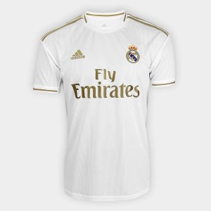 Camisa do  Real Madrid 2020 Masculina/Feminina Editável