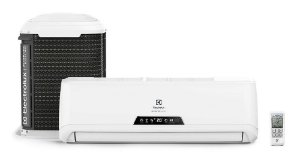 Ar Condicionado Split Hi-Wall Electrolux Inverter 12000 Btus só Frio 220V