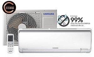 Ar Condicionado Split Hi-Wall Samsung Digital Inverter 12000 Btus Q/F 8-Polos 220V