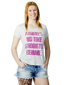 Camiseta Always