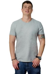 Camiseta Basic Silver