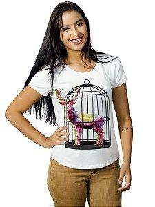 Camiseta Cage Deer