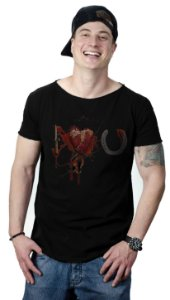 Camiseta I love You