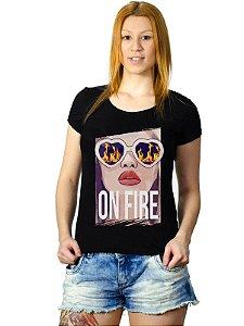 Camiseta On Fire