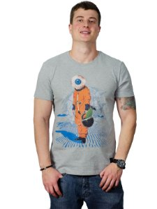 Camiseta Lost in Space