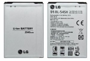 BATERIA LG BL-54SH D410 / D337 / L90