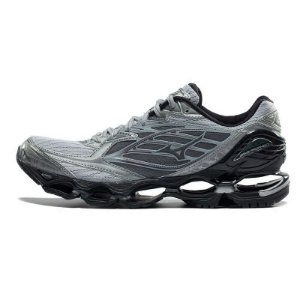 Tênis Mizuno Wave Prophecy 6 New - Cinza e Preto