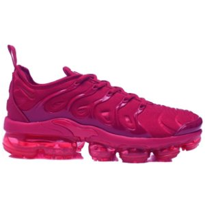 Tênis Nike Air VaporMax Plus - Rosa