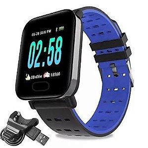 Relogio Smartwatch Inteligente A6/oled Pro