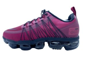 Tênis Nike VaporMax Utility - Vinho e Preto