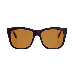 Óculos Woodlince Bamboo Lotus Marrom