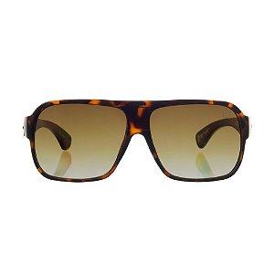 Óculos Woodlince Bamboo Dubai Tigrado HM
