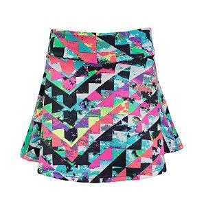 Shorts saia neon
