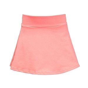 Shorts Saia Salmão