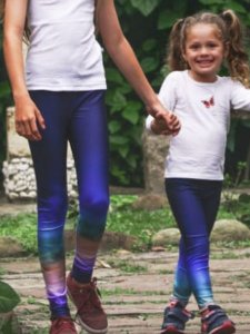 Legging Infantil Summer